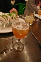 Chai Spiced Arnold Palmer at The Chelsea in The Fairfield
