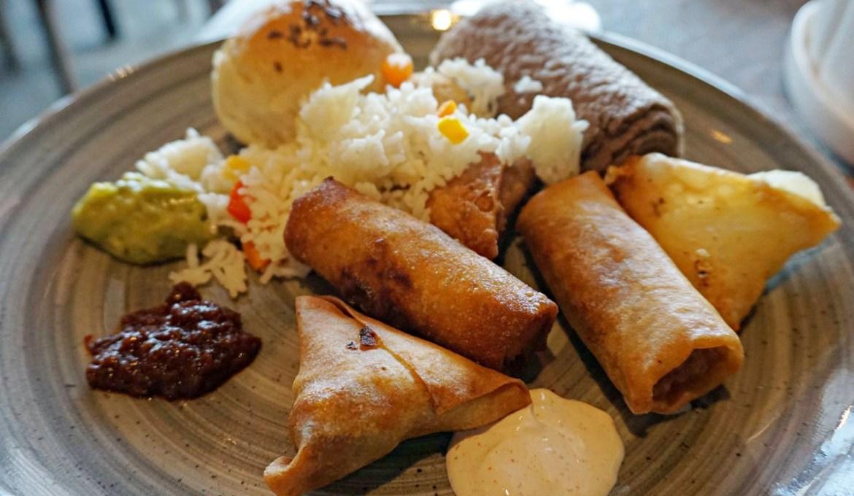 Ethiopian themed Iftar at Gursha