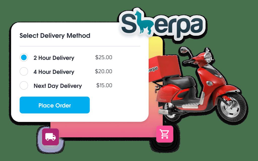 module sherpa featured