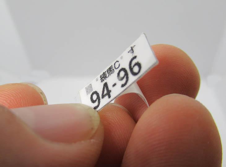【お役立ち】コレ、どうにか出来なかったの?RKFハードボイルダーのナンバープレート用シールが付いてなかったから、練馬ナンバーと風都ナンバーを自分で作ってみた! おもちゃライダー