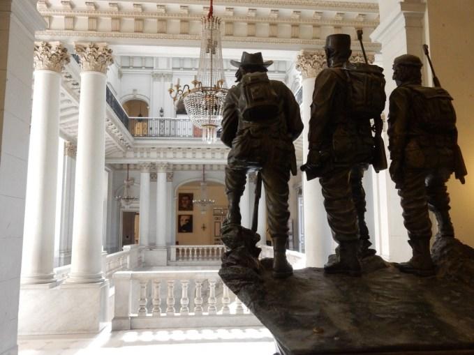 Museo de La Revolución em Havana