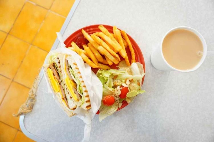 【新北淡水早午餐】美好的一天 ::: breakfast & dessert || 淡江大學文青早餐