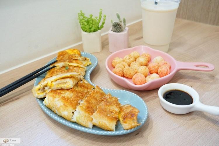 【台南中西區早午餐】好時辰手工蛋餅    台南五妃街古早味粉漿蛋餅 x 炸湯圓