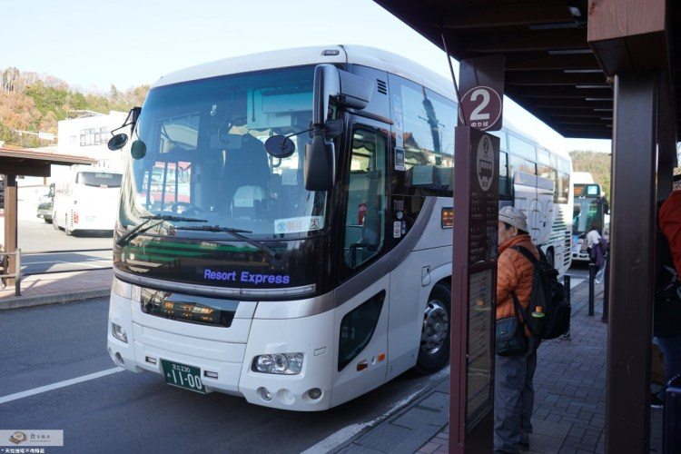 【日本】東京車站前往富士山河口湖高速巴士 || 台灣訂票取票及交通指南