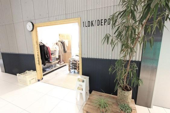 「1LDK DEPOT 渋谷」の画像検索結果