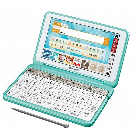 シャープ電子辞書xdsr3800