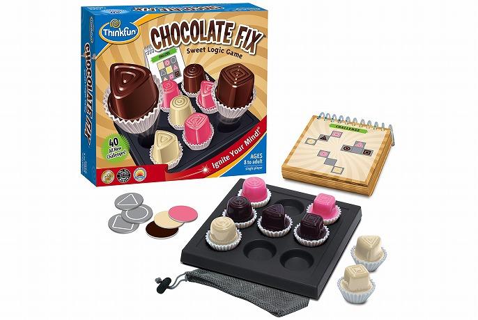 シンクファンおすすめチョコレートフィックス