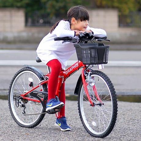 自転車女の子用