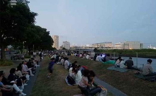 横浜開港祭2019花火大会 打ち上げ場所や穴場はどこか知りたい! 3