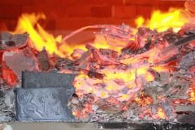 浄火となった品々