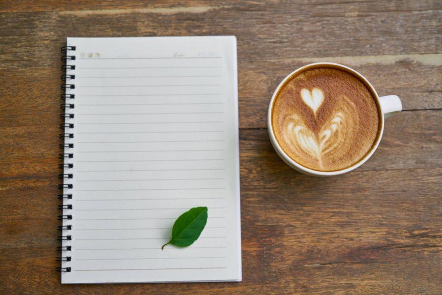 書くだけで人生が変わる?!モーニングページはじめました