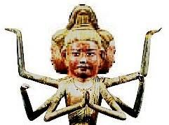 阿修羅像の画像