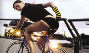 τέλεια πόδια με ποδήλατο