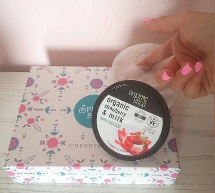 cherrybox strawberry