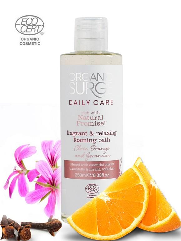 shower gel surge organic
