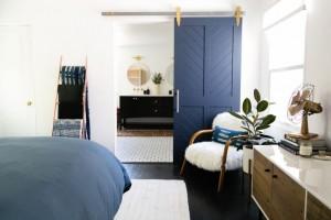 LA house after _ bedroom