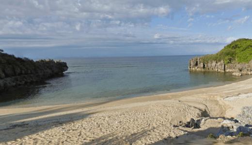 地元の人も勧める古宇利島北側のトケイ浜・ピース浜・夕浜