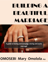Building a beautiful marriage