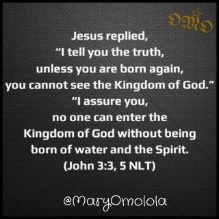 John 3:3,5