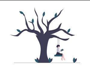 Avatar - Girl on a tree - Reading
