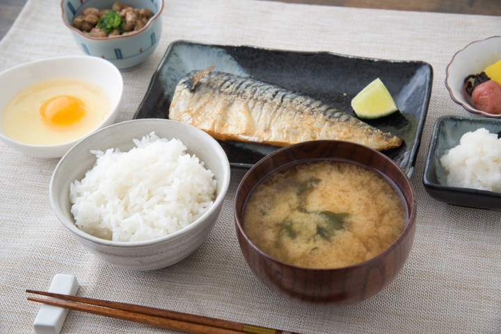 Japanese breakfasts: a stumbling point to good hospitality?