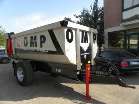 DUMPER MONOASSE CASSONE INOX 2