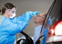 RIVM: opnieuw flinke stijging besmettingen; zes opnames en twee doden