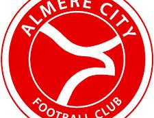 Almere City koploper na zege bij NEC