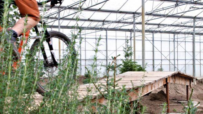 Indoor Mountainbike Almere valt in de prijzen.