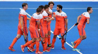 De Nederlandse hockeyers hebben voor het eerst sinds 1984 niet de halve finale gehaald van de Olympische Spelen.