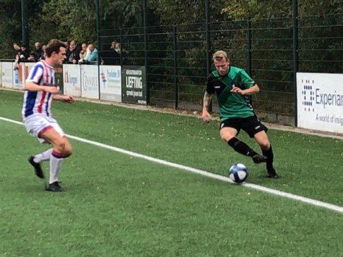 Matig FC Almere terecht naar nederlaag gespeeld door ASV Arsenal (2-0).