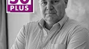 Marc van Rooy gekozen tot lijsttrekker van 50 plus