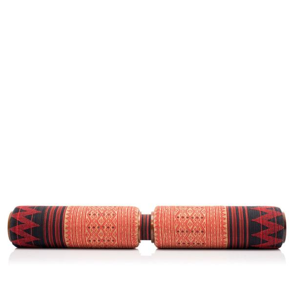 Foam Roller Long Set Trio with Naga covers