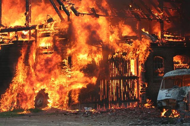 Prevenção de incêndio em Curitiba