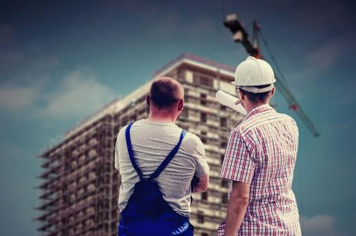 banco de baterias: imagem de construção civil