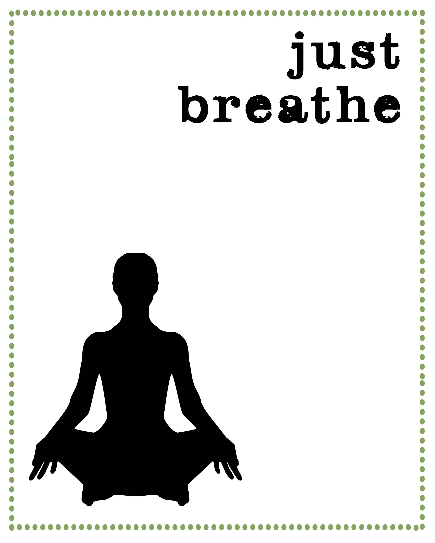 Yoga Breathing Om She Said