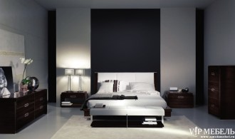 Фото итальянской спальни