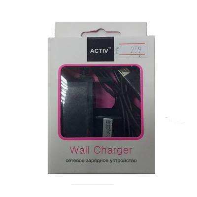 сетевое зарядное устройство Activ Micro-USB 0.5A