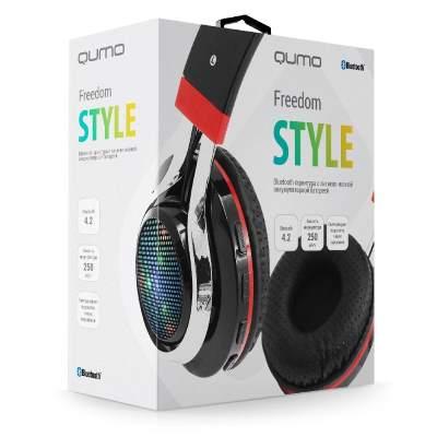 Наушники Qumo Freedom Style BT-0014