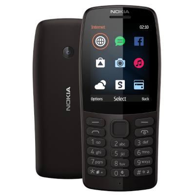 Nokia 210 Черный