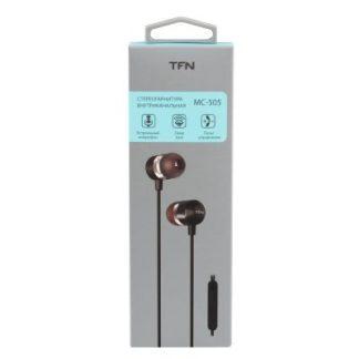 Наушники TFN MC-505
