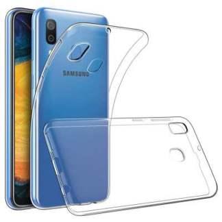 Силиконовый чехол для Samsung A20 A30