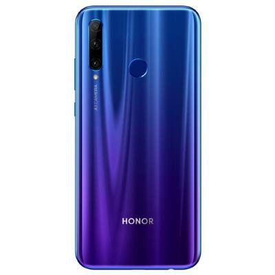 Honor 10i синий