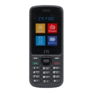 ZTE F327 черный