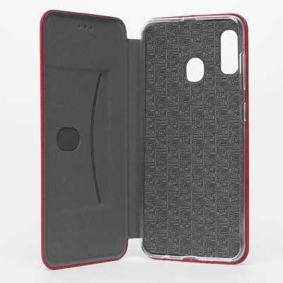 чехол Samsung A20 A30 красный
