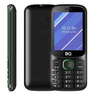 BQ 2820 черный с зеленым