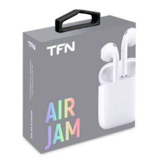 наушники беспроводные TFN BT004 Air Jam белые