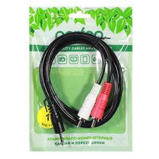 кабель Perfeo Jack 3.5 2 RCA