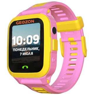 детские часы Geozon Active розовые