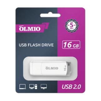 Флешка Olmio 16Gb USB 2.0